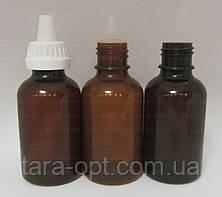 Пляшка 50 мл, флакон непрозорий, (Ціна від 3,25 грн)*