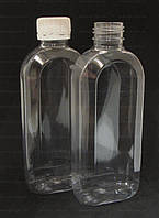 Бутылка пэт 250 мл прозрачная, (Цена от 6,50 грн)*