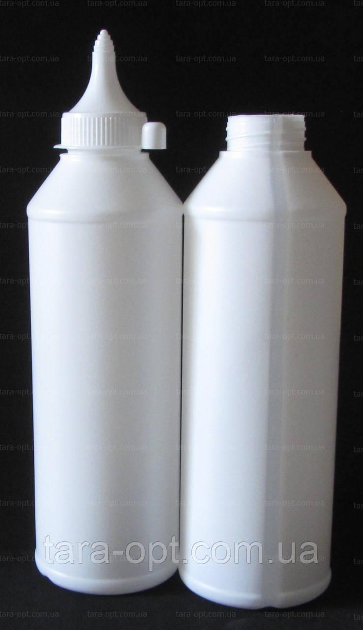 Бутылка для соуса 500 мл 0,5 л, (Цена от 7 грн)
