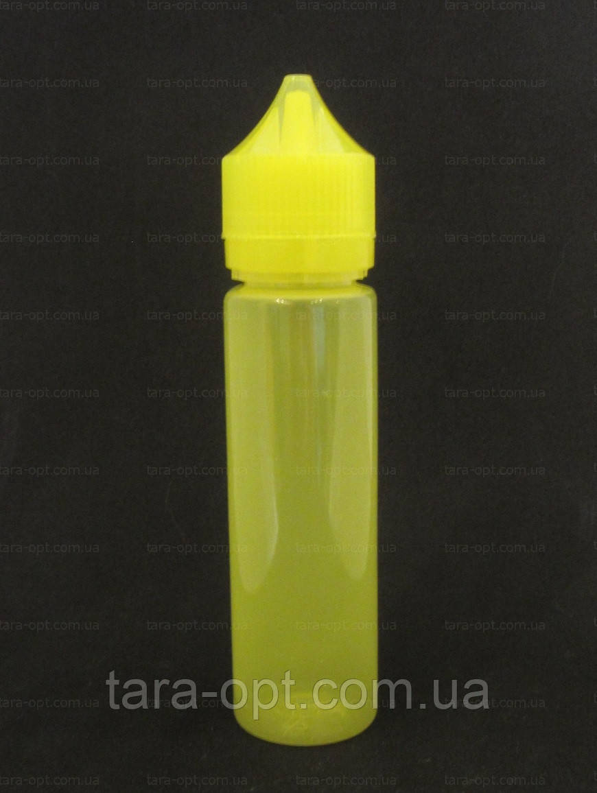 Флакон горилла 60 мл Gorilla желтый, (Цена от 5,50 грн)*
