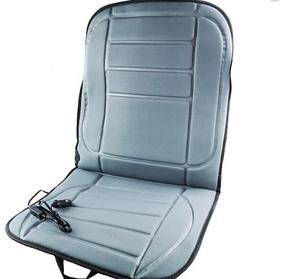 Накидка на сиденье авто с подогревом от прикуривателя