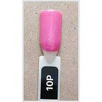 Гель-лак Kodi Professional 10P, Китайский розовый с шиммером, крем