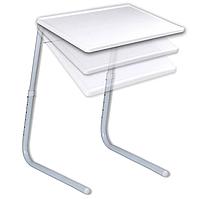 Складной столик для ноутбука и еды RIAS Table Mate 2 с регулировкой высоты и наклоном (2_008558)