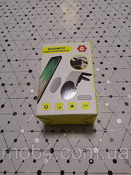 Автомобільний магнітний Холдер Magnetic H-CT318 / тримач для телефону