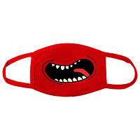 Многоразовая маска для лица Рот Рика