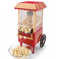 Аппарат для приготовления попкорна,Popcorn Movie Time NY-B004 Red