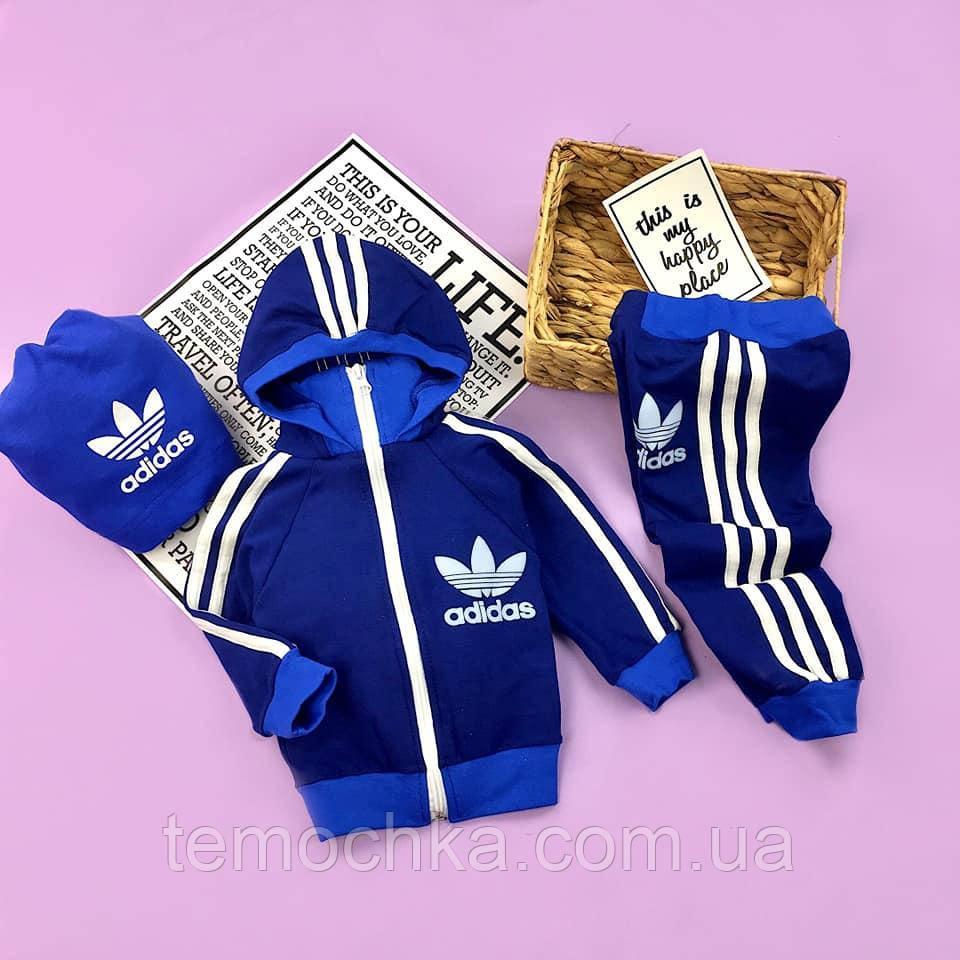 Спортивный костюм  Adidas Classic Синий