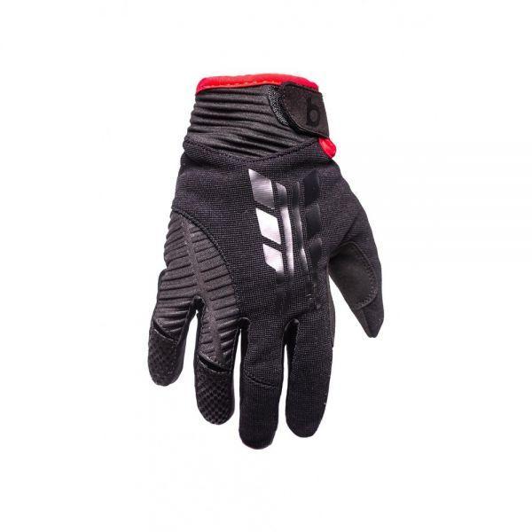 Велосипедные перчатки B10 NC-3155-2018-A Размер L, черные