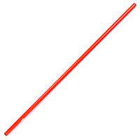 Палка гимнастическая тренировочная (штанга) пластик 1,2 м.