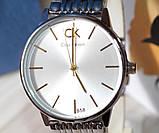 Наручные кварцевые часы HS0041 Серебряного цвета, фото 3