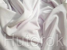 Бархат стрейч (белый)