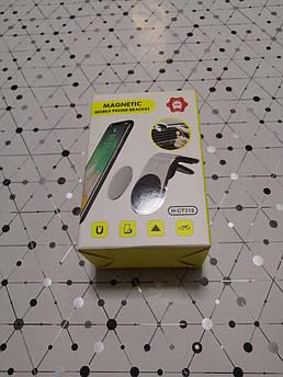 Автомобильный магнитный Холдер Magnetic H-CT318 / держатель для телефона