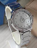 Наручные кварцевые часы HS0049 Серебряного цвета, фото 1