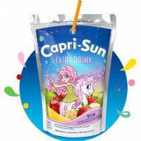 Capri Sun Fairy Drink 200ml