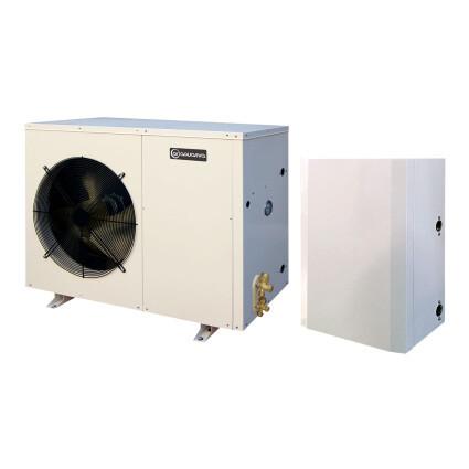 Aquaviva Тепловой насос AquaViva AVH-10S (тепло/холод/ГВС, 10.25 кВт, 220 В)