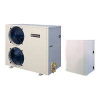 Aquaviva Тепловой насос AquaViva AVH-15S (тепло/холод/ГВС, 15.2 кВт, 220 В)
