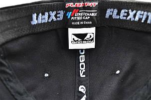Кепка фулка Flexfit Bad Boy 56-58 см чёрная (0919-102), фото 2