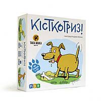 """Настольная игра """"Кістогриз"""" 960131"""