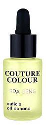 Средство для ухода за ногтями и кутикулой COUTURE Colour SPA Sens BANANA 30 мл