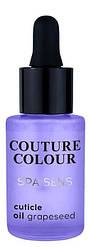 Средство для ухода за ногтями и кутикулой COUTURE Colour SPA Sens GRAPESEED 30 мл