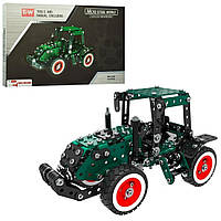 Конструктор метал.трактор SW-010