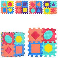 Детский коврик мозаика  ,  коврик мозаика  для детей M 2624