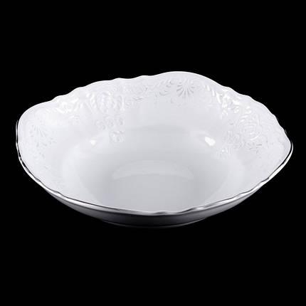 Салатник круглый 13 см Bernadotte Невеста Thun 3632021-13-1, фото 2