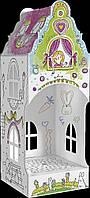 Раскраска 3D «Зайкин Дом» (Monumi)