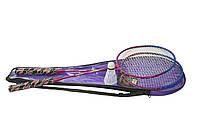 Бадминтон железный MS 0757(Violet) Фиолетовый
