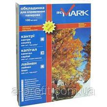 Обкладинка bindMARK Кристал А3, 150мкн, безбарвні, ПВХ