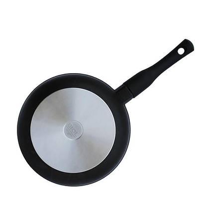 Сковорода с крышкой 22 см Элегант Биол 22091PC, фото 2