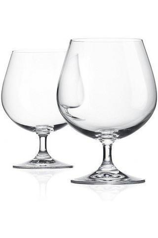 Набор бокалов для коньяка 400 мл 6 шт Modena Aurora 2570/0/400