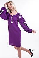 Платье Arjen 92261 S фиолетовый (112101070020)