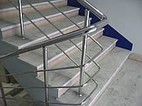 Монтаж перил алюминиевых