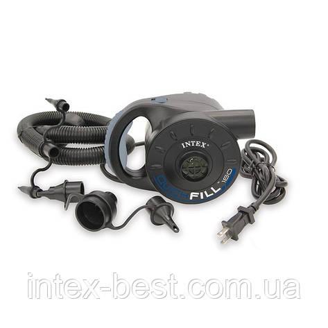 Насос электрический Intex 66624  220 V., фото 2