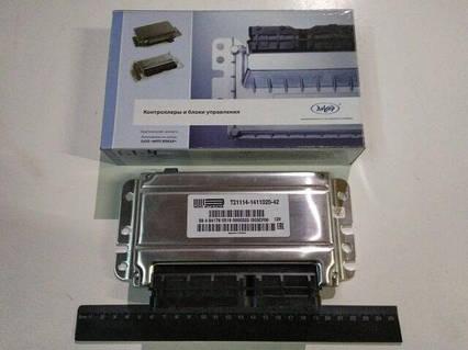 Блок управления двигателем, контроллер, мозги ВАЗ, ИТЭЛМА (21114-1411020-42) I303CF06