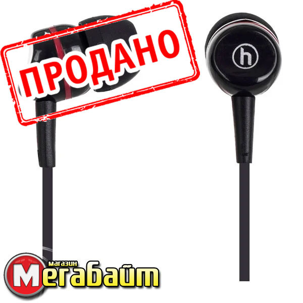 Наушники Hapollo EP-2020 Black