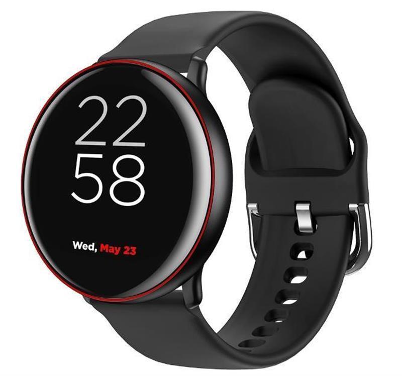 Умные часы Canyon Marzipan CNS-SW75 Black/Red