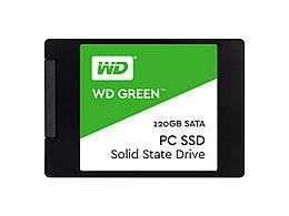 Накопитель Western Digital Green SSD 120GB 2.5 SATAIII TLC WDS120G2G0A (F00149490)