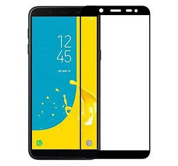 Защитное стекло ASSD Full Screen для Samsung J600/J6-2018 Black (526273)