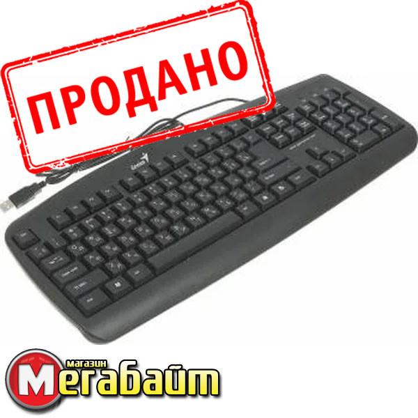 Клавиатура Genius KB110 Black USB