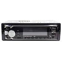 Автомагнитола Lesko 5009 с функцией Bluetooth 1Din прием входящих звонков 2 юсб порта ФМ радио пульт ДУ, фото 2