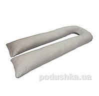 Подушка для беременных U-образная Kidigo Горох PDV-U3