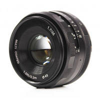 Об'єктив Meike 35mm f/1.7 MC E-mount для Sony (MKE3517)