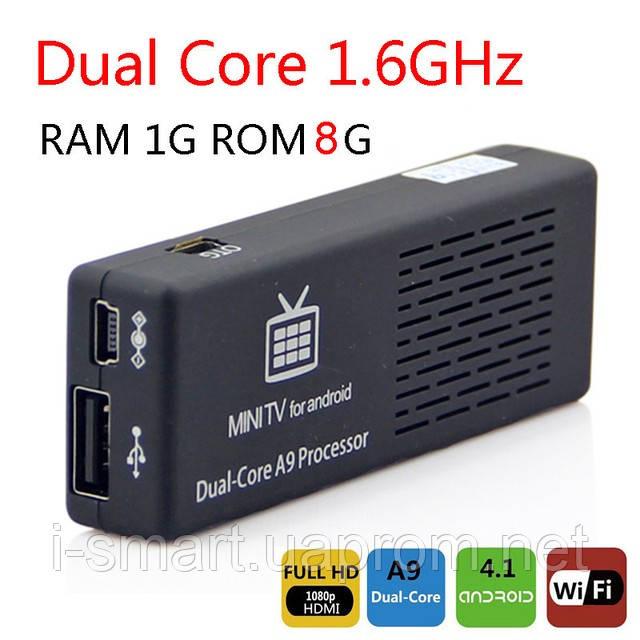 MK808 Android Smart TV Box + НАСТРОЙКИ I-SMART