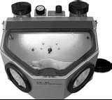 Пескоструйный аппарат АХ-В3 Компактный пескоструйный аппарат АХ-В3 ZOOBLE