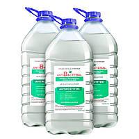 Антисептик для дезинфекции рук Антибактериал AntiBacterial 5л антисептик для кожи рук и поверхностей