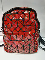 Рюкзак 3d, рюкзак галографический, рюкзак женский.