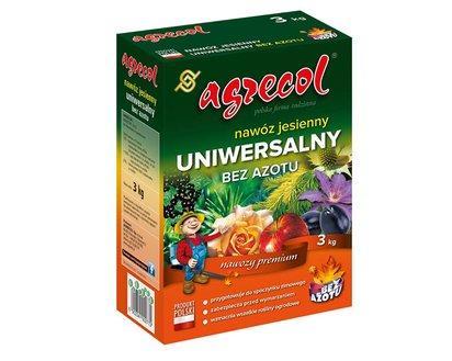 Удобрение осеннее Agrecol универсальное без азота 3кг