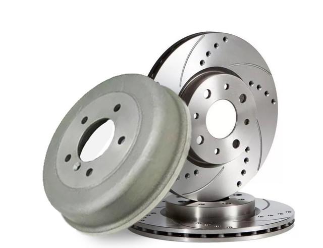 Тормозные диски Skoda
